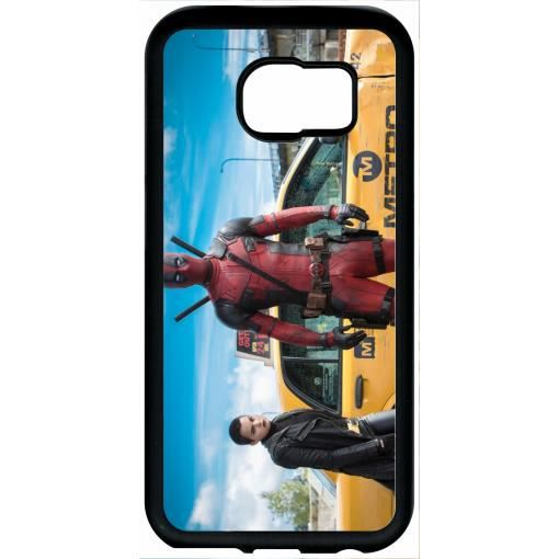 coque samsung galaxy s6 deadpool