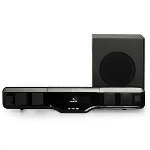 barre de son home cinema 2 1 lecteur dvd subwoofer achat. Black Bedroom Furniture Sets. Home Design Ideas