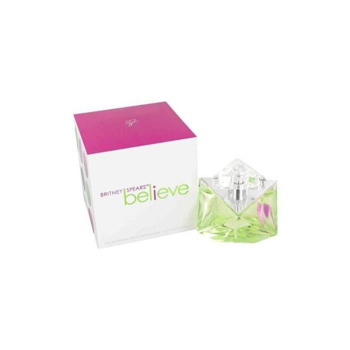 PARFUM  Eau de Parfum Believe de Britney Spears 100 ml