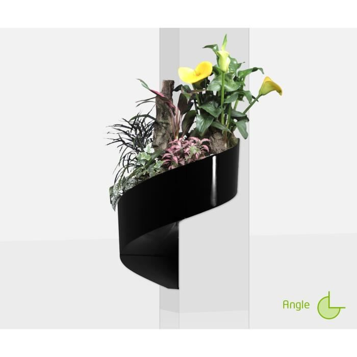 Modul Green Pot Pour Plantes Mural Design Interieur