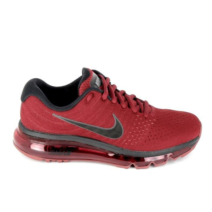 air max 2017 rouge femme