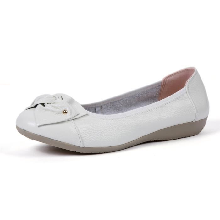 Bows Dance Flat Shoe HZDT0 Taille-41