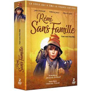 DVD SÉRIE Coffret DVD Intégrale Rémi sans famille