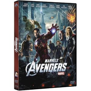 DVD FILM DVD The avengers - Marvels