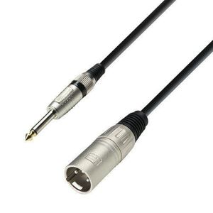 CÂBLES - JACK Adam Hall Cables K3MMP0600 Câble micro XLR mâle ve