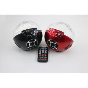 ENCEINTE NOMADE Enceinte Bluetooth Speaker Sphérique Boule de cris