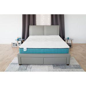 SUR-MATELAS Surmatelas Confort 90x190 cm - mémoire de forme py