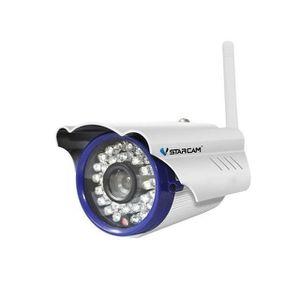 IP CAMÉRA C7815WIP Caméra IP extérieure WiFi HD 1,0 Mpixel HD