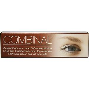 COLORATION Teinture Cils et Sourcils Brun 15ml