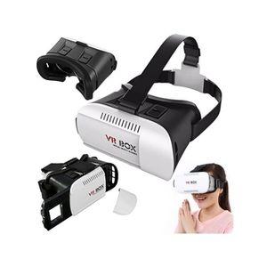 CASQUE RÉALITÉ VIRTUELLE Casque de realite virtuelle vr box lunettes 3d iph