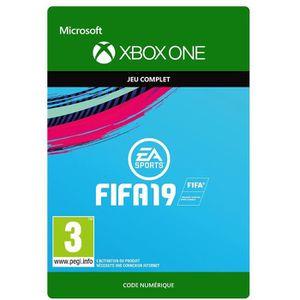 JEU XBOX ONE À TÉLÉCHARGER FIFA 19 Jeu Xbox One à télécharger