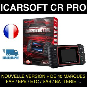 OUTIL DE DIAGNOSTIC ✅ VALISE DIAGNOSTIC AUTO MULTIMARQUE OBD2 100% FRA