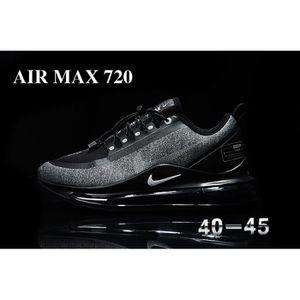 BASKET nike air max 720 gris noir 44