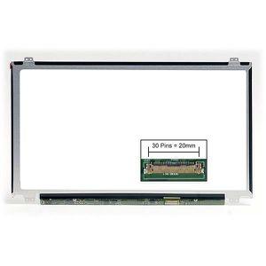 DALLE D'ÉCRAN Dalle écran LCD LED pour MSI GL62 7QF-1673UK 15.6