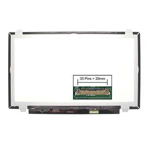 DALLE D'ÉCRAN Dalle écran LCD LED pour MSI GS43VR 7RE Série 14.0