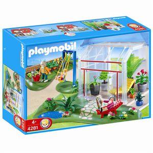 UNIVERS MINIATURE Playmobil Véranda et jardin