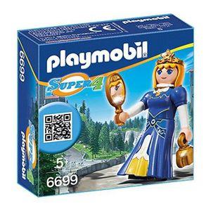 FIGURINE - PERSONNAGE Playmobil - 6699 - Super4 - Princesse Léonore