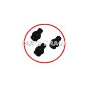 PIÈCE ENTRETIEN SOL  SET DE 3 BROSSES pour nettoyeur à vapeur POLTI …