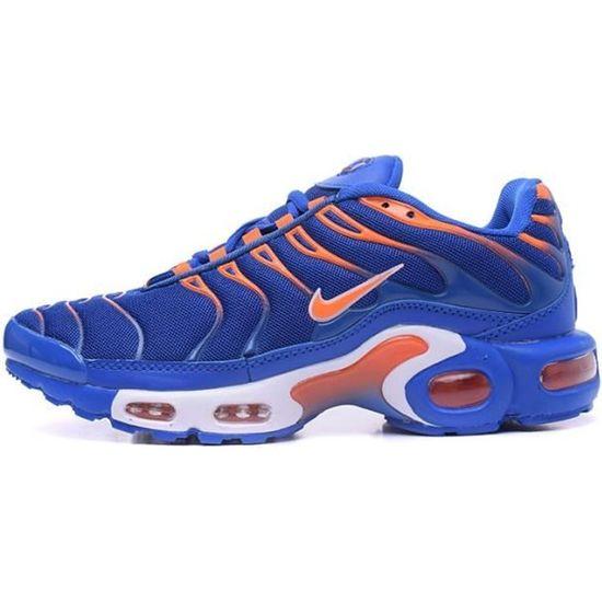 Baskets NIKEs AIRs Max TN Plus Bleu Homme Bleu - Cdiscount Chaussures