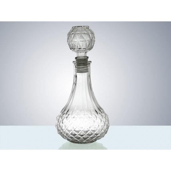 Bouteille - carafe à liqueur - whisky - vin 26,5 cm