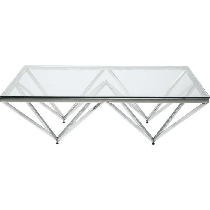 Table Basse Carrée Network Kare Design
