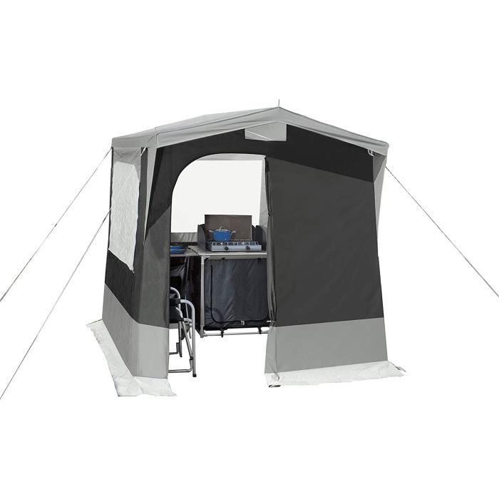 TENTE DE CAMPING Aequator Delfi Rideau de Cuisine 200 x 150 cm Unisexe Adulte, 200 x 150 cm15