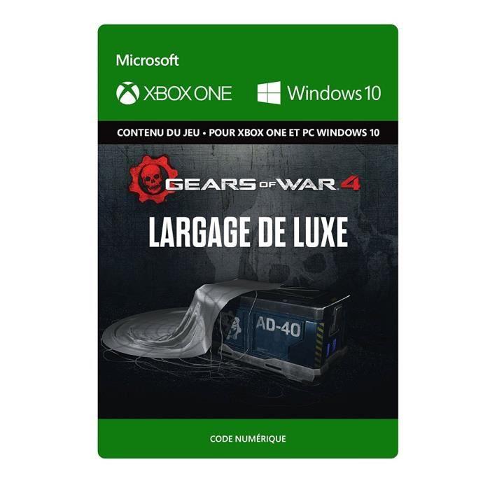 DLC Gears of War 4: Largage De Luxe pour Xbox One et Windows 10