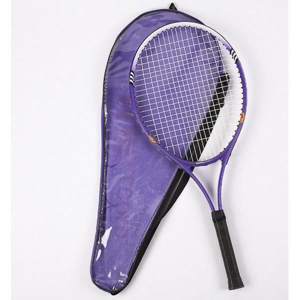 M108-3 Raquette de tennis full carbone Poignée en fibre de carbone Poignée intégrée en carbone