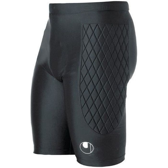 UHLSPORT Sous-Short Gardien Homme Gk Tight - Noir