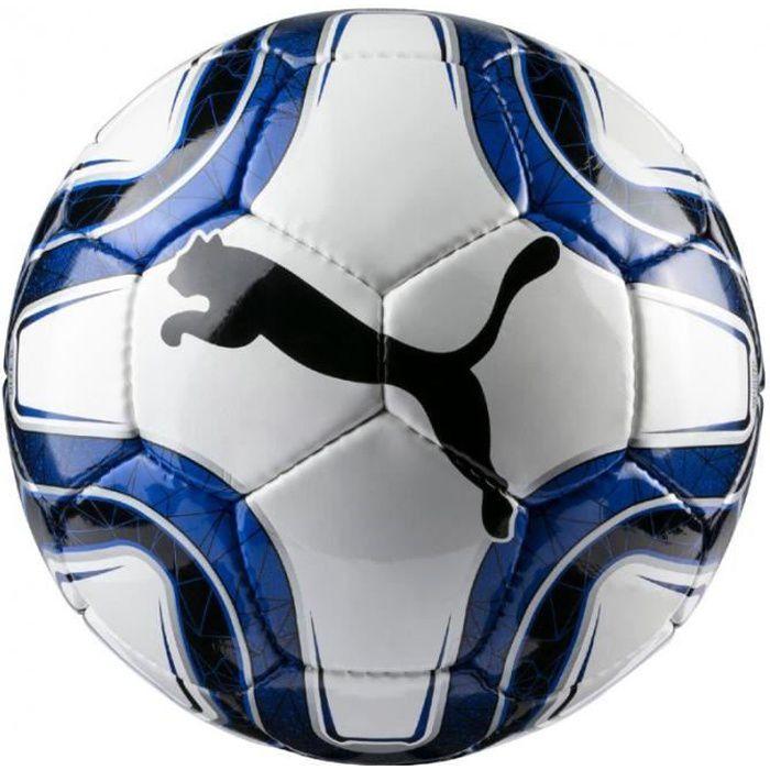 Ballon de football Puma Final 5 HS Trainer coloris Puma White - Team Power Blue - Puma Black