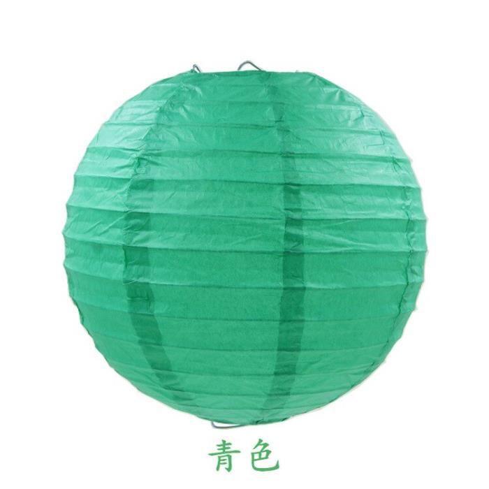 RUHUA 5 Pcs//lot 1640 cm Fleur Lanternes en Papier Chinois Festival Japonais Boules De Lanterne en Papier De Mariage D/écoration De F/ête danniversaire 12 Pouces Blanc