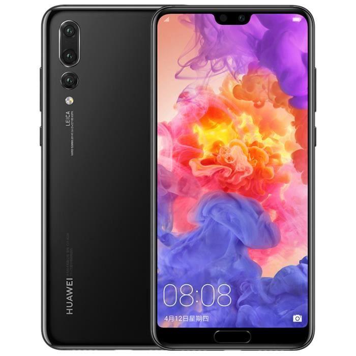 "SMARTPHONE Huawei P20 Pro 6Go + 128Go Smartphone 6.1"" Kirin 9"