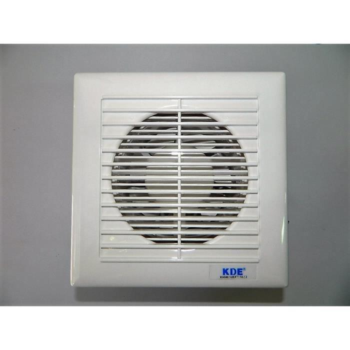AÉRATION Aérateur muraux/de plafonds Extracteur d'air cuisi