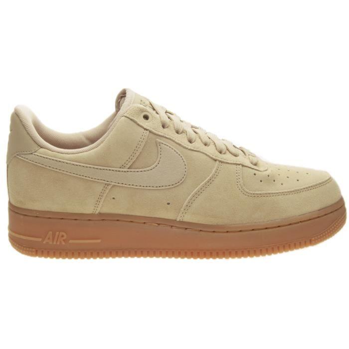 nike air force 1 07 femme beige