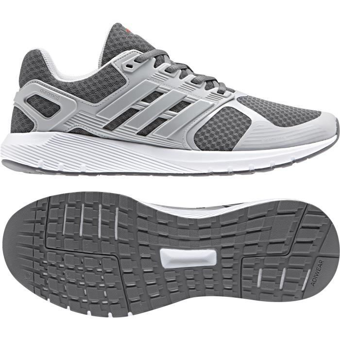 Baskets adidas Duramo 9 White Core black White Tienda de