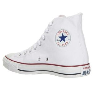 converses homme blanche