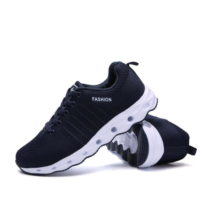 homme Chaussures respirant pour Baskets Running ptvqYR