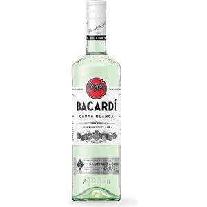 RHUM Rhum carta blanca 70 cl Bacardi
