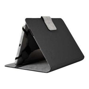 HOUSSE TABLETTE TACTILE PORT PHOENIX UNIVERSAL 7/8.5 Noir