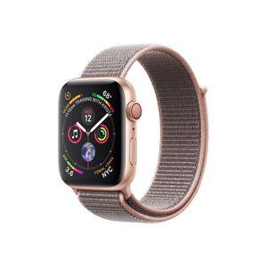 MONTRE CONNECTÉE Apple Watch Series 4 (GPS + Cellular) 44 mm or-alu