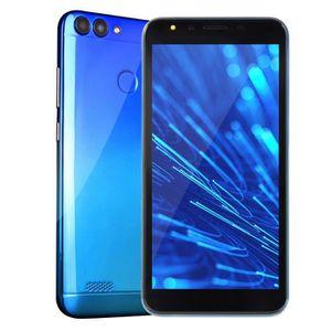 Téléphone portable 5.5''Ultrathin Android 6.0 Smartphone débloqué And