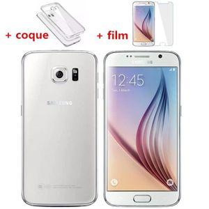 SMARTPHONE RECOND. SAMSUNG GALAXY S6 G920F 32GO Blanc Version Europée