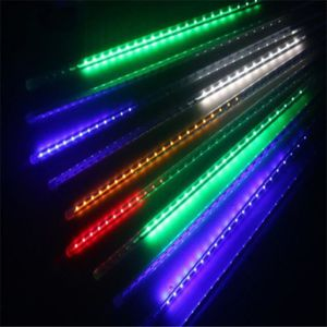 Tube neon led couleur