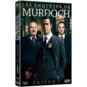 DVD SÉRIE Les Enquêtes de Murdoch - Saison 7 - Vol. 2