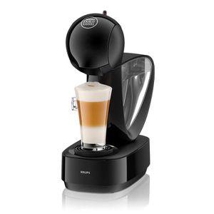 MACHINE À CAFÉ Infinissima Machine à café à capsules Noir