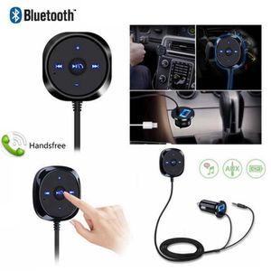 KIT BLUETOOTH TÉLÉPHONE Kit Main Libre Bluetooth Voiture Récepteur Musique