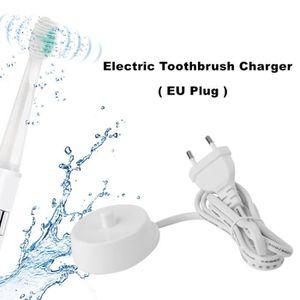 BROSSE A DENTS ÉLEC Remplacement Brosse À Dents Électrique Chargeur Mo