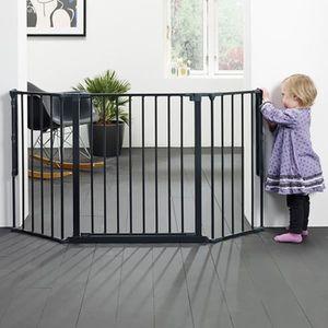 BARRIÈRE DE SÉCURITÉ  BABY DAN Flex Médium noir