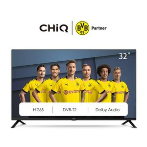 Téléviseur LED CHiQ L32G4500 Smart LED TV 32 '' HD HDMI USB - Tri