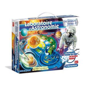 EXPÉRIENCE SCIENTIFIQUE CLEMENTONI Science & Jeu - Laboratoire d'Astronomi